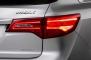 2014 Acura MDX 4dr SUV Rear Badge