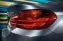2014 BMW 4 Series 435i Coupe Rear Badge