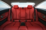 2014 BMW 4 Series 435i Coupe Rear Interior