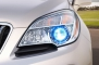 2013 Buick Encore 4dr SUV Headlamp Detail