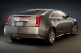 2013 Cadillac CTS Coupe Exterior