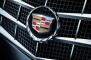 2013 Cadillac CTS Wagon Premium Wagon Front Badge