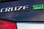 2014 Chevrolet Cruze Diesel Sedan Rear Badge