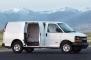 2012 Chevrolet Express Cargo Cargo Van Exterior