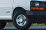 2012 Chevrolet Express Cargo Cargo Van Wheel