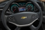 2014 Chevrolet Impala LTZ Sedan Steering Wheel Detail