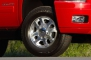 2012 Chevrolet Silverado 2500HD LTZ Crew Cab Pickup Wheel