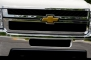 2012 Chevrolet Silverado 2500HD Work Truck Regular Cab Pickup Front Badge