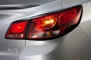 2014 Chevrolet SS Sedan Rear Badge Detail
