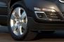 2013 Chevrolet Traverse LTZ 4dr SUV Wheel