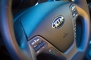 2014 Kia Forte EX Sedan Steering Wheel Detail