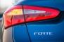 2014 Kia Forte EX Sedan Rear Badge