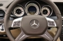 2013 Mercedes-Benz C-Class C300 Luxury 4MATIC Sedan Gauge Cluster