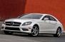 2013 Mercedes-Benz CLS-Class CLS550 Sedan Exterior Shown