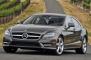 2013 Mercedes-Benz CLS-Class CLS550 Sedan Exterior