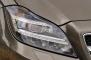 2013 Mercedes-Benz CLS-Class CLS550 Sedan LED Headlamp Detail