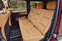 2014 Mercedes-Benz G-Class G550 4dr SUV Rear Interior