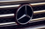 2014 Mercedes-Benz G-Class G550 4dr SUV Front Badge