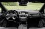 2013 Mercedes-Benz GL-Class GL63 AMG 4dr SUV Dashboard