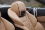 2013 Mercedes-Benz SL-Class SL65 AMG Convertible Seat Detail