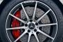 2013 Mercedes-Benz SLS AMG GT Convertible Wheel
