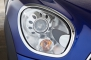 2013 MINI Cooper Paceman S ALL4 2dr Hatchback Headlamp Detail
