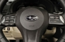 2013 Subaru Impreza 2.0i Limited PZEV Sedan Steering Wheel Detail
