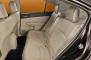2013 Subaru Impreza 2.0i Limited PZEV Sedan Rear Interior